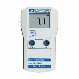 Milwaukee draagbare pH meter MW100