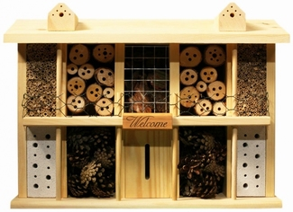Landhaus Superieur Insektenhotel