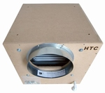 HTC Softbox MDF 5000 m3 355mm uit 2x250mm in