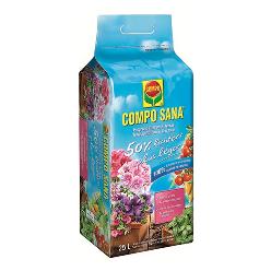 Compo Sana Aarde 60 Liter (50% lichter)