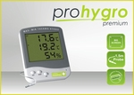 Thermo Hygro Meter Premium binnen / buiten