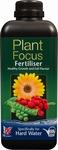 Tuinvoeding Focus hard water 1 liter