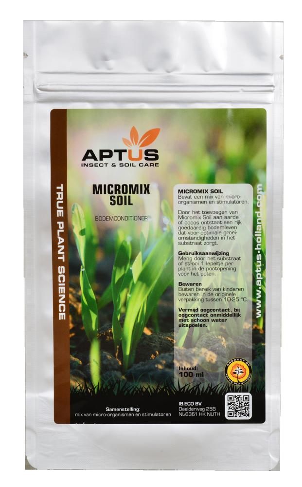 Aptus Bioshark Micromix Soil - 1000 gr