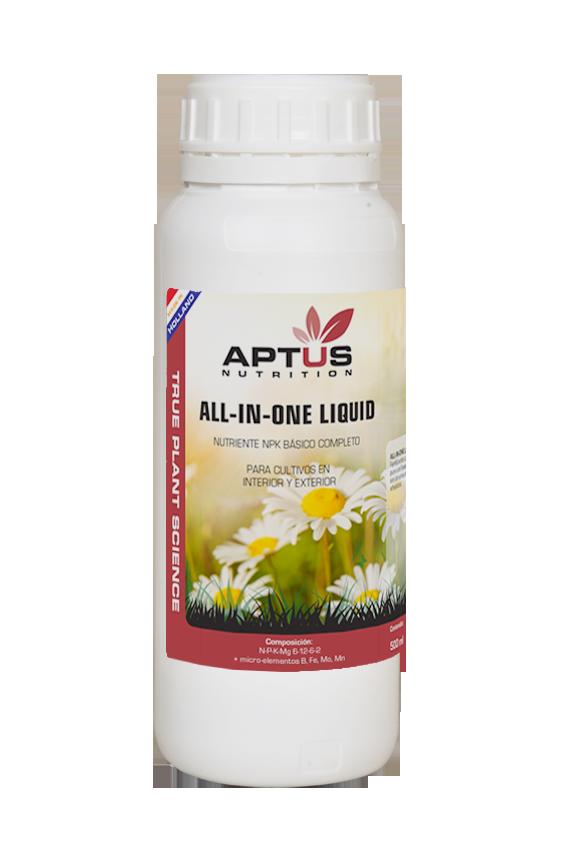 Aptus All-in One Liquid 0,5 Liter