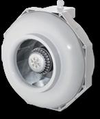 Can fan buisventilator - 200 S - 830m3 4 standen